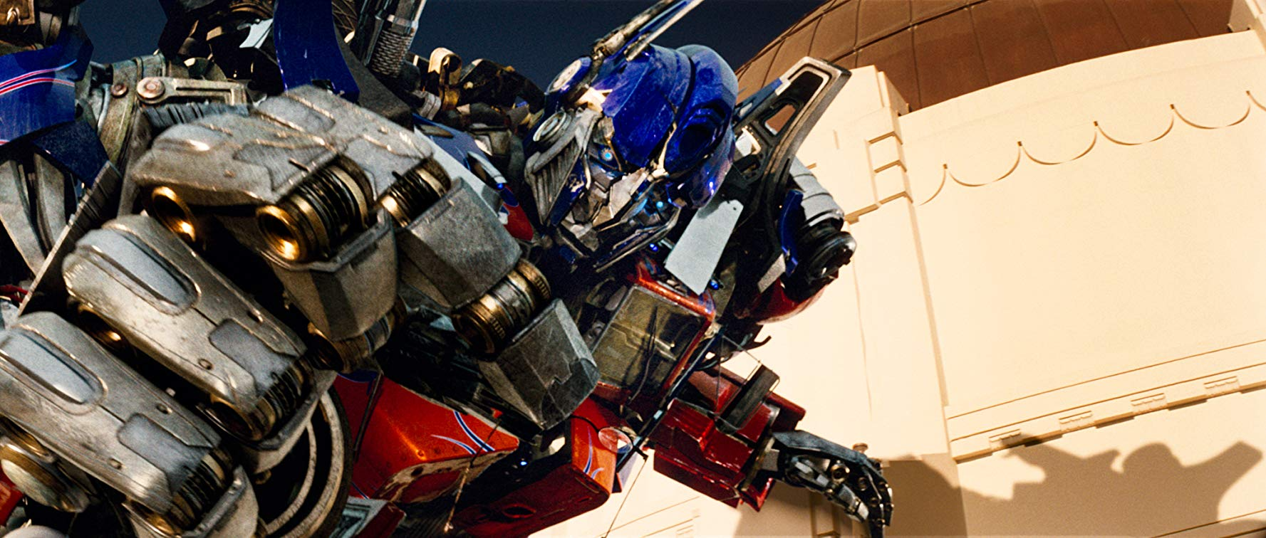 Transformers (2007) Backdrop