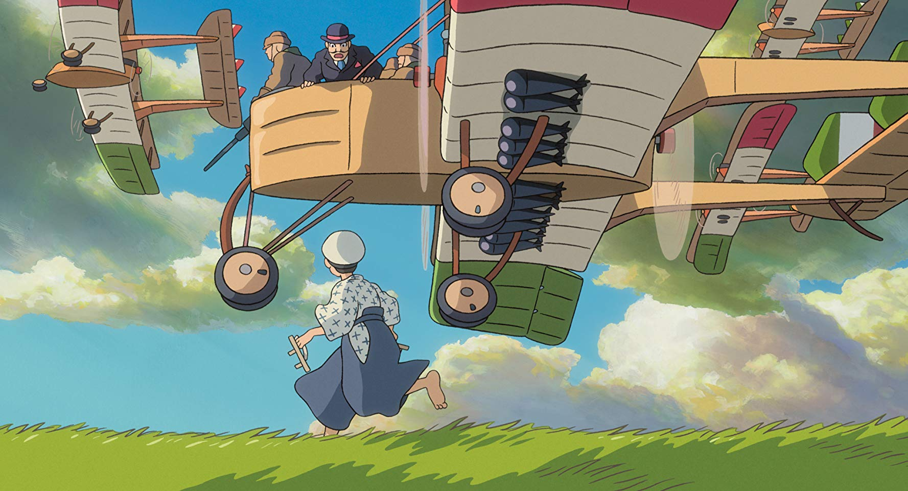 The Wind Rises Backdrop